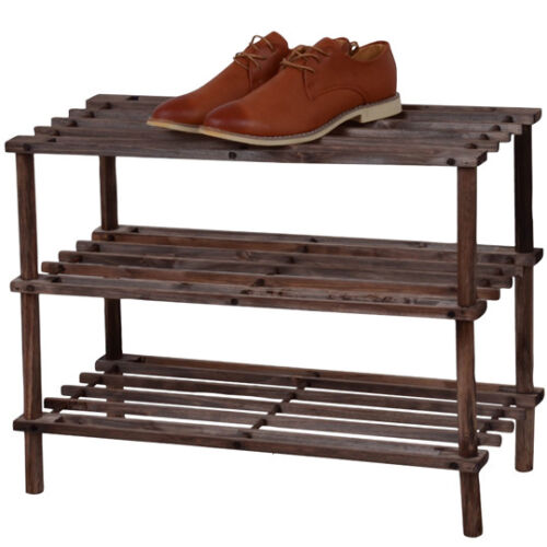 3-TIER-WOODEN-SHOE-RACK-DARK-OAK-FOOTWEAR-STORAGE-ORGANISER-UNIT-SHELF-DVD-BOOKS