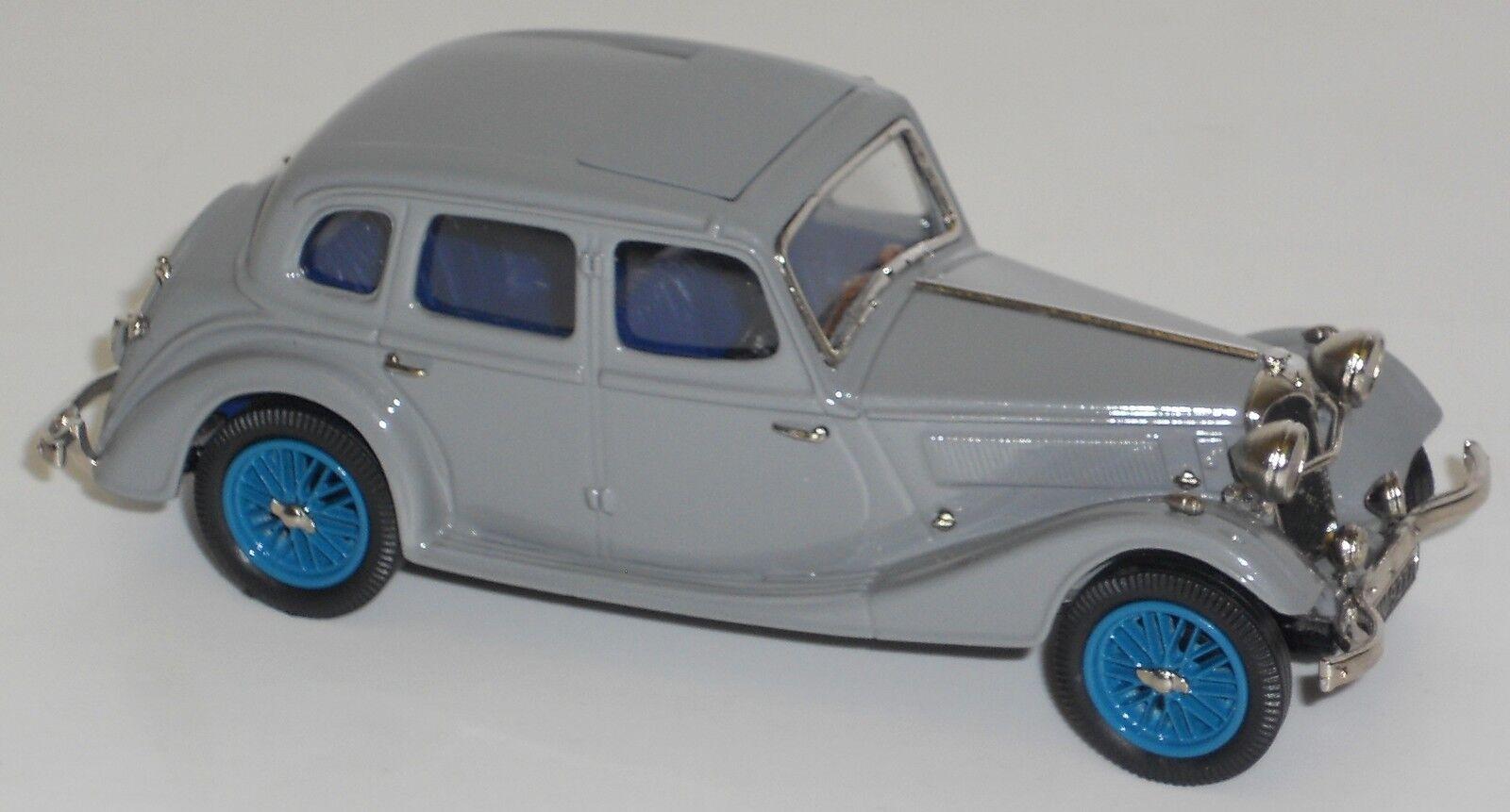 Lansdowne ldm91 - 1936 Riley Adelphi 1 43 Metal blancooo