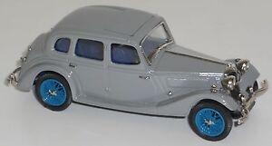 Lansdowne-LDM91-1936-Riley-Adelphi-1-43-White-Metal