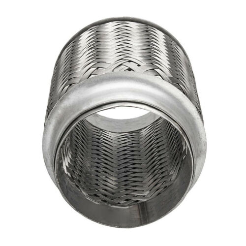 """3.5""""X 6""""Stainless Steel Exhaust Pipe  Connector Piping reduce Air Pollution"""