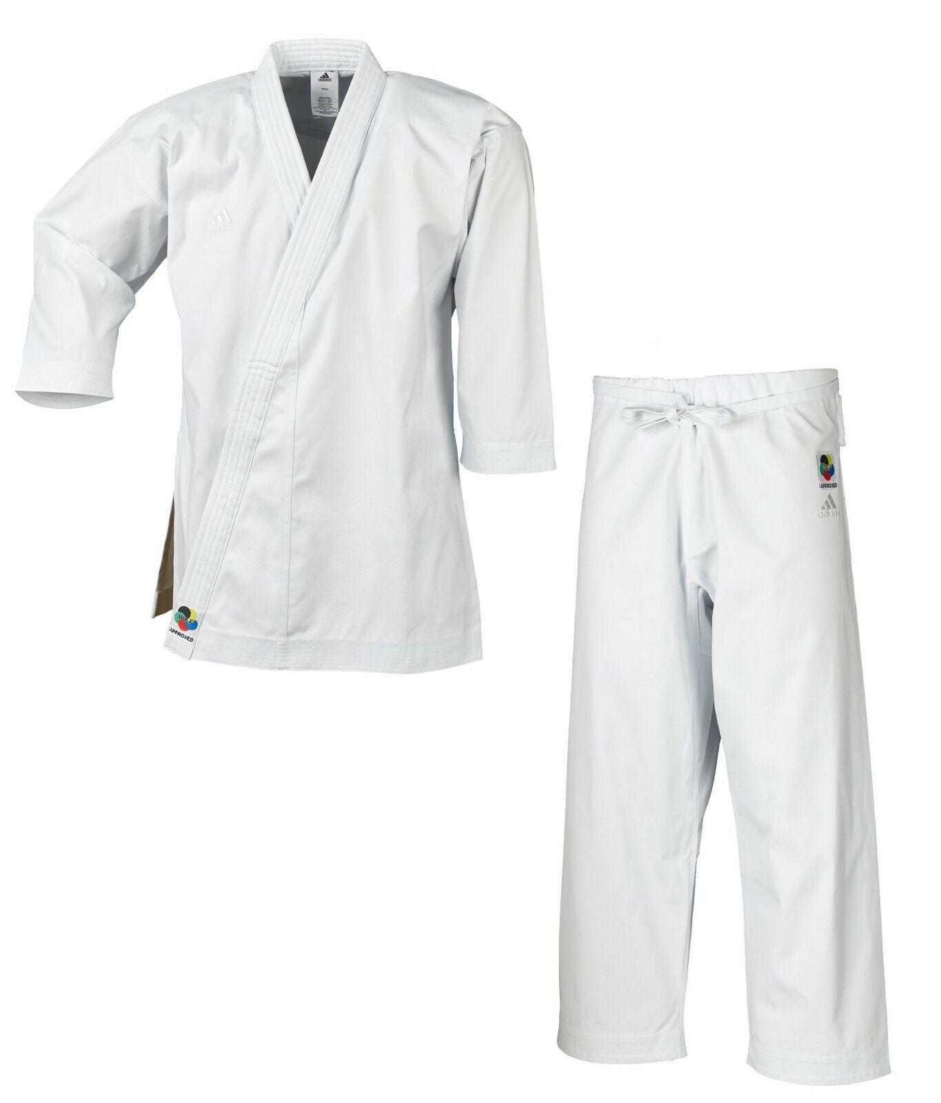 Adidas Karateanzug Yawara Japanese, das Kata Top Model. WKF Appr., 11Oz, Karate