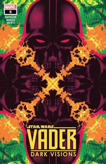 STAR WARS VADER DARK VISIONS #5 (OF 5) Marvel Comics (2019)