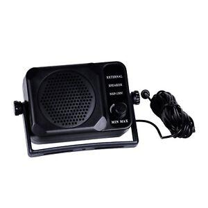 TS-650 Mini External Speaker ts650 For Yaesu Kenwood ICOM Motorola Ham Radio CB