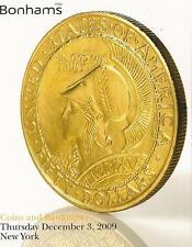 Bonhams Coins and Banknotes New York December 2009