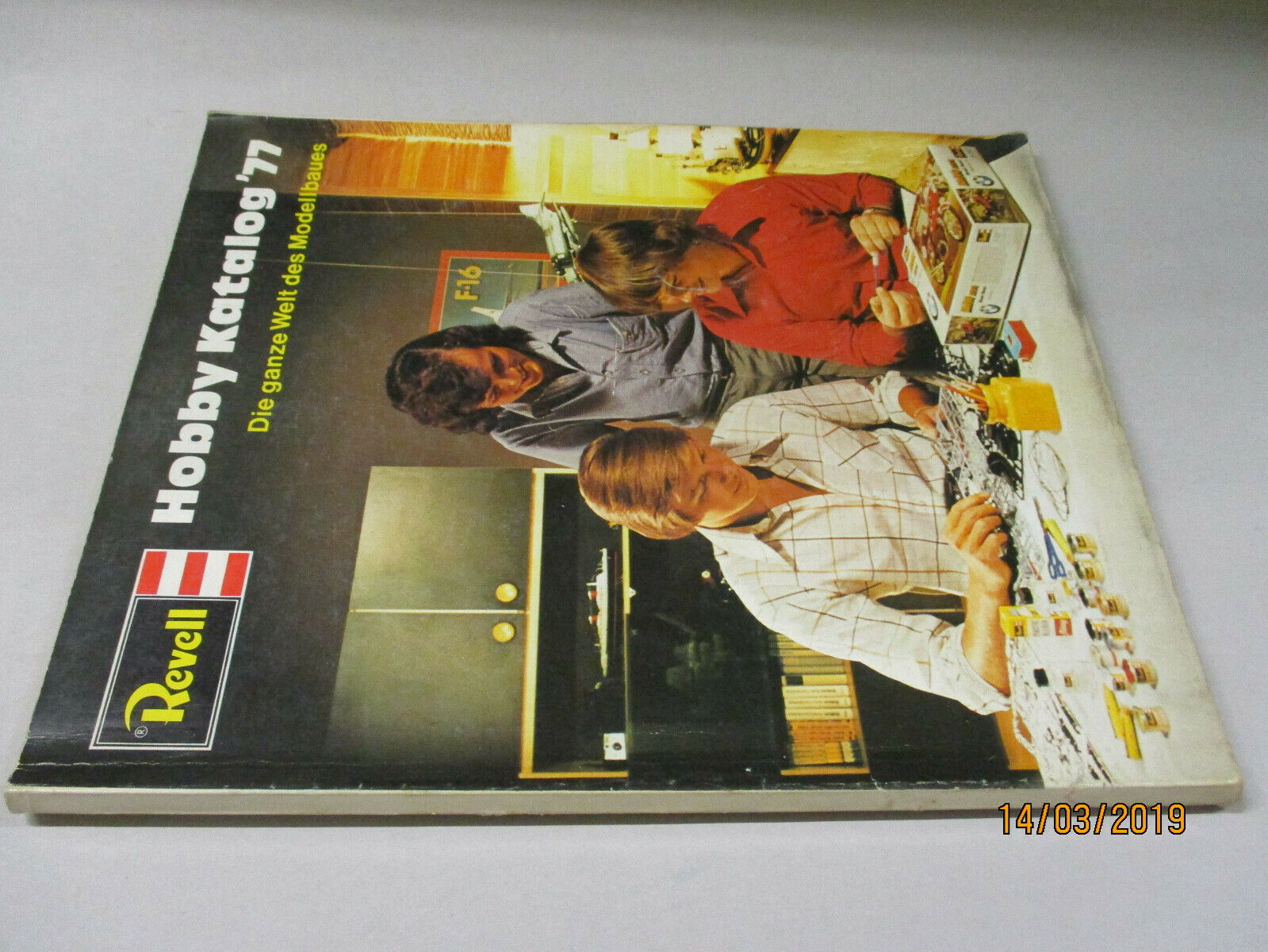 Revell Model Bausätze Katalog 1977    Outlet Store Online