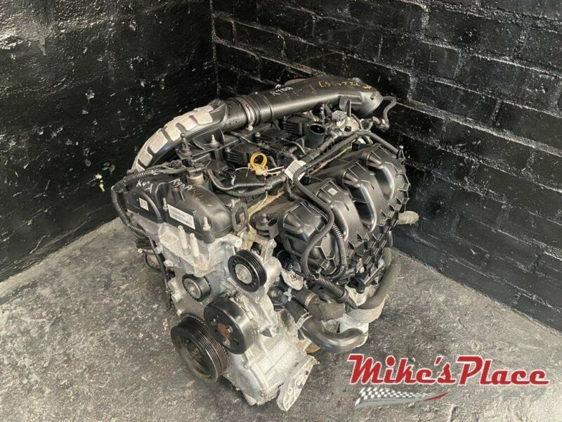 Ford Focus 2.0T ST R9DA Engine for sale at Mikes Place