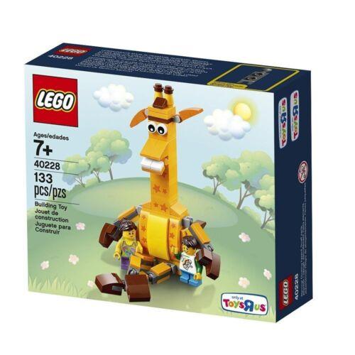 Lego 40228 Giraffe Geoffrey Freunde Friends TRU Toys R Us Exclusive