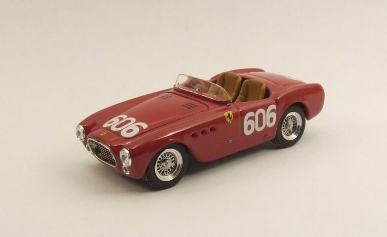 ART MODEL 252 - Ferrari 225S  606 Mille Miglia - 1932   1/43