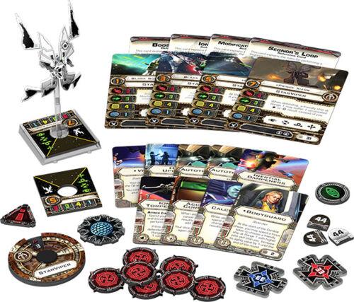 Star Wars X-Wing Star Viper Pack di Espansione miniature ITALIANO
