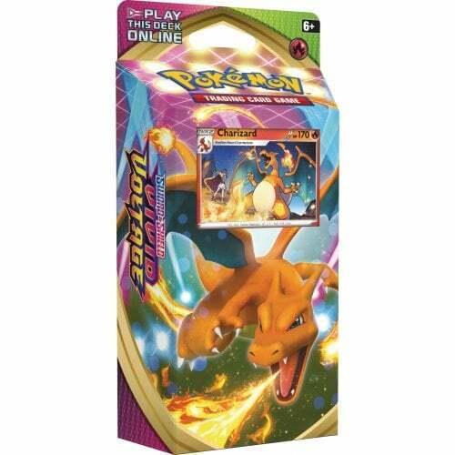 CHOOSE Drednaw or Charizard Pokemon Sword /& Shield Vivid Voltage Theme Deck