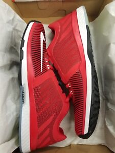 24b2cfbff459 Nike Mens Size  7.5 M Zoom Speed TR 3 Color  University Red   White ...