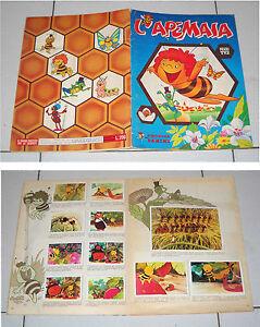 Album L'APEMAIA Panini 1980 COMPLETO figurine Stickers Rai Tv2 L'Ape Maia - Italia - Album L'APEMAIA Panini 1980 COMPLETO figurine Stickers Rai Tv2 L'Ape Maia - Italia
