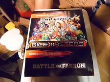 WizKids Dice Masters D&D  Battle for Faerun Booster Box 90 packs