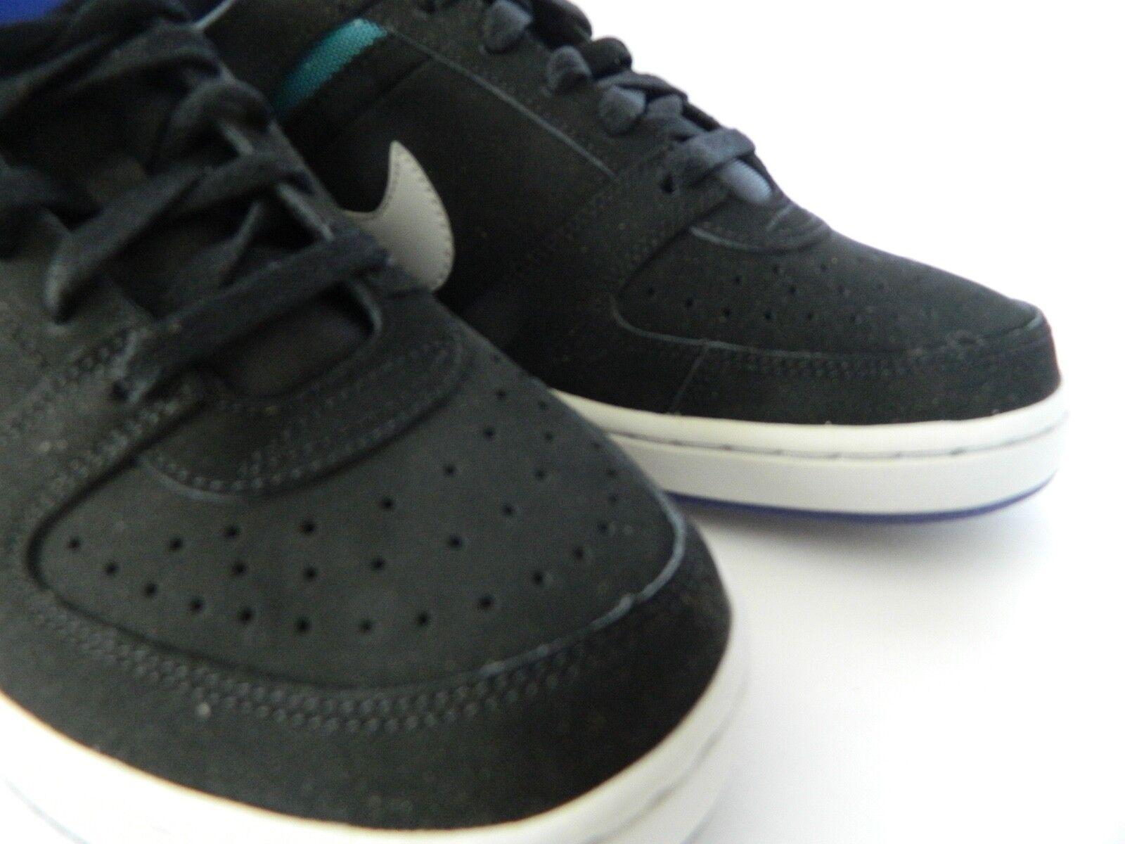 Nike Nike Nike Wmns Convention Low ( Black Ntrl Grey-Cncrd-Chlrn Bl ) ( 417418 001 ) NIB 7b26cb