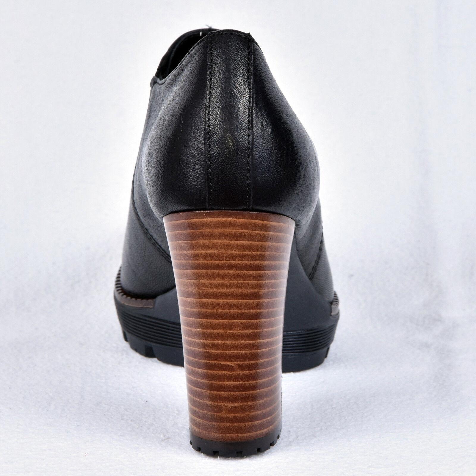 PEPEROSA da Donna Donna da Stivaletti Stivali   Nero nuovo Pelle 39 40 6269ae