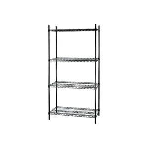 Staples-4-Shelf-Wire-Shelving-Storage-Unit-72-034-x-36-034-x-18-034-810835