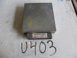 02-2002-TAURUS-SABLE-3-0L-DOHC-COMPUTER-BRAIN-ENGINE-CONTROL-ECU-ECM-MODULE-U403