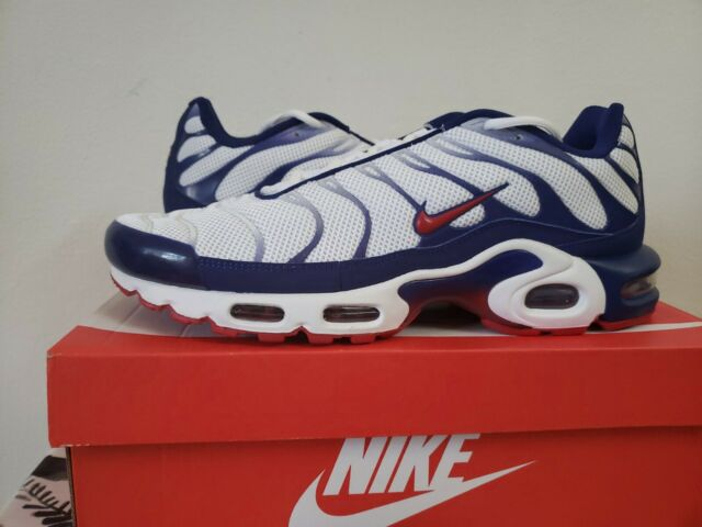 nike shoes red blue