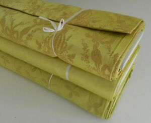 Offerta tessuto per divani e tendaggi verde acido ebay