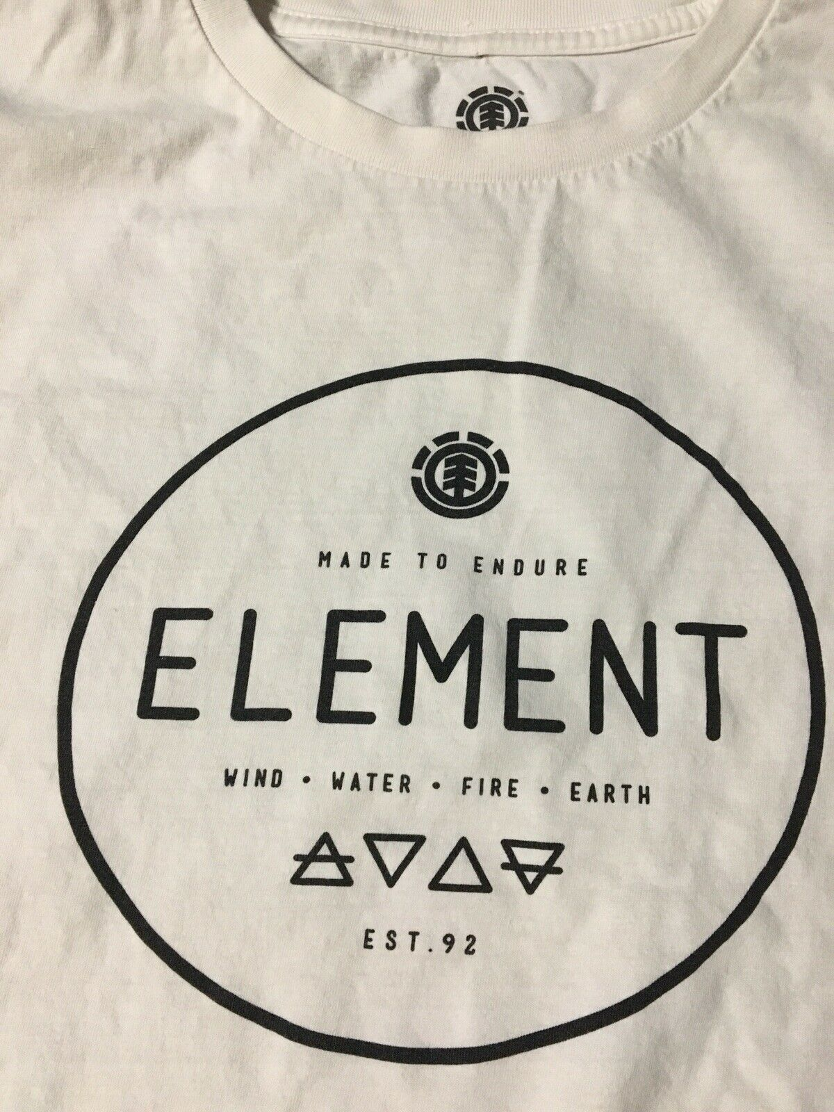 Element Skateboards Shirt XXL Bam Margera Nyjah H… - image 2