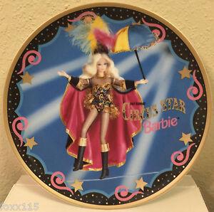 1995-Circus-Star-Barbie-FAO-Schwarz-Commemorative-Collector-Plate-LE-137-3600