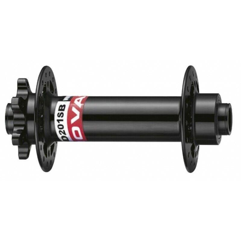 Novatec mozzo anteriore Fat bicicletta D201SB  3in1 nero 32fori 15 mm