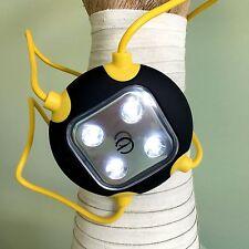 2pk Flashlight As Seen On TV No Hand LED Widget Light Mechanic Home Camping Tool