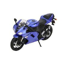 MAISTO Assembly Line 1:12 KAWASAKI NINJA ZX-6R MOTORCYCLE Die-Cast Model Kit