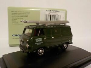 Ford-400E-Van-Post-Office-Telephones-Oxford-Diecast-1-76-New