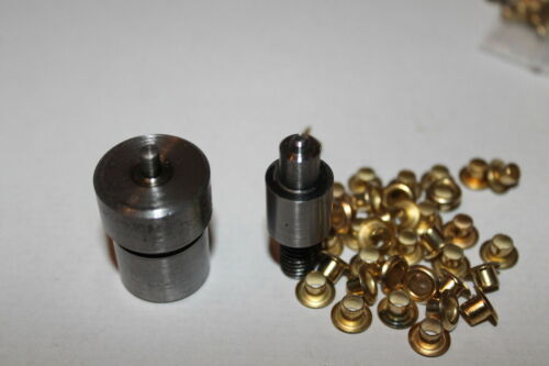 Eyelet Grommet Die Setting Tool Compatible for Most Universal Hand Press Machine