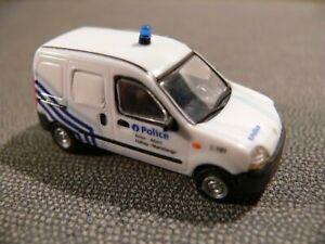 1/87 Norev Renault Kangoo Police Belgien B