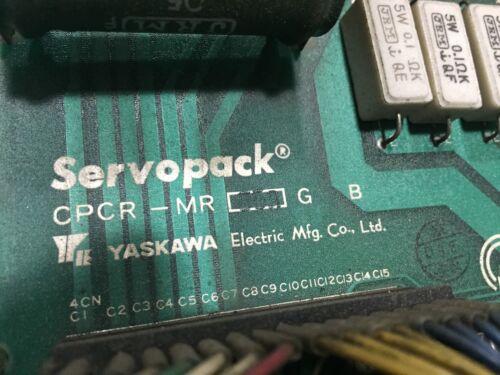 Yasnac CPCR-MR 053GB CPCR-MR 053 G B SERVOPACK ***FREE SHIPPPING***