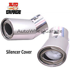 Car Exhaust Silencer Muffler Tip Stainless Steel- New Honda City