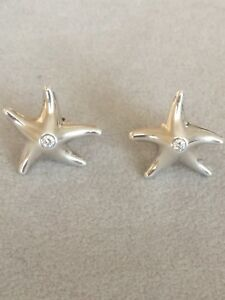 Image Is Loading Tiffany Amp Co Peretti 925 Sterling Silver Starfish