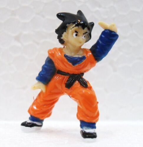 Dragon Ball GOHAN figura gomma//plastica morbida misura cm 3,4
