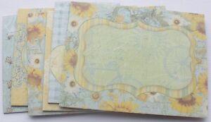 """Simple Stories Vintage Chipboard Letters Die Cuts 1.5/"""" BABY STEPS"""