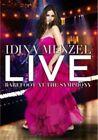 Idina Menzel - Live - Barefoot At The Symphony (DVD, 2012)