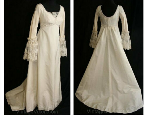 Size 8 Medieval Wedding Dress - Lady of Camelot St