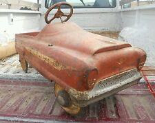 Rare Original GARTON MARK V Peddle Car