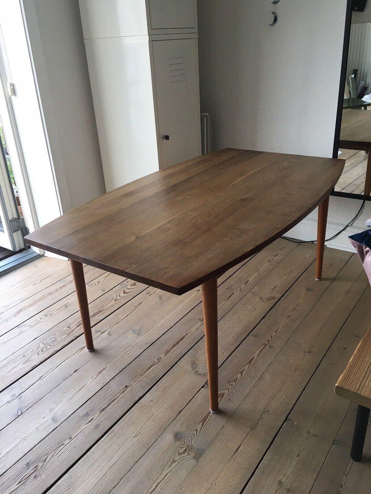 Sofabord, teaktræ, b: 60 l: 130 h: 50 – dba.dk – Køb og Salg