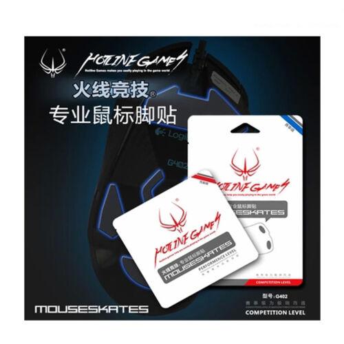 Logitech V320 V450 M505 M525 M545 Gaming Mouse Feet Replacement Teflon Skate