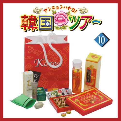 Rare 2005 Re Ment Korean Groceries Full Set Of 10 Pcs For Sale Online Ebay