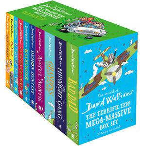 The-World-of-David-Walliams-The-Terrific-Ten-Mega-Massive-10-Books-Collection