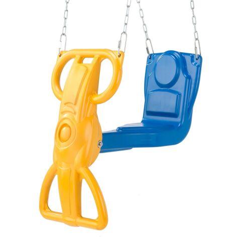 Swing Seats For Kids Backyard Play Equipment Playground Glider Horse Children