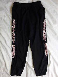 Support-Kent-Hells-Angels-Black-Forever-Jogging-Bottoms-Trousers-1-81