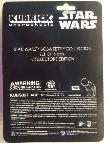 Star Wars Boba Fett (droïdes) (kubrick) (medicom) (japan Exclusive) (2009)