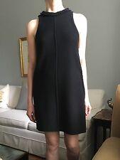 Chanel Boucle Mini Dress Black Pristine Size 42