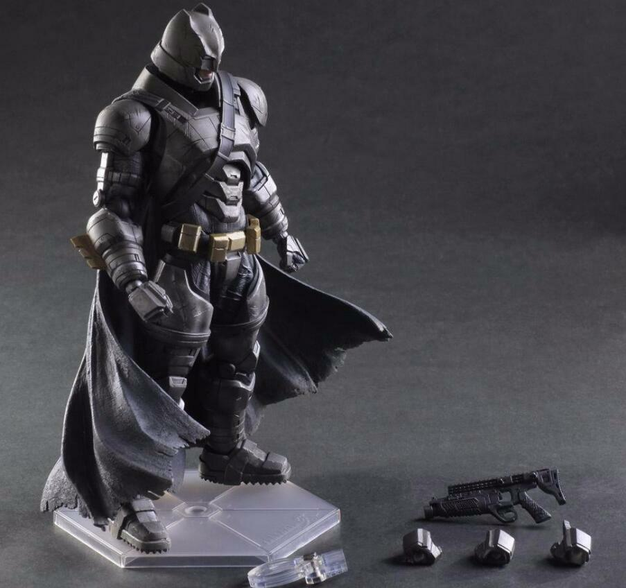 Nuovo Action Figure Play Arts Batman v Superman Dawn of Justice PVC Figure Toy