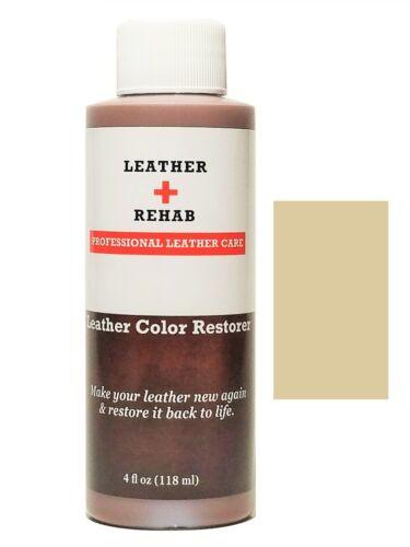 Khaki Beige No Kit Repair Sofa Purse Car Seat Leather Rehab Color Restorer