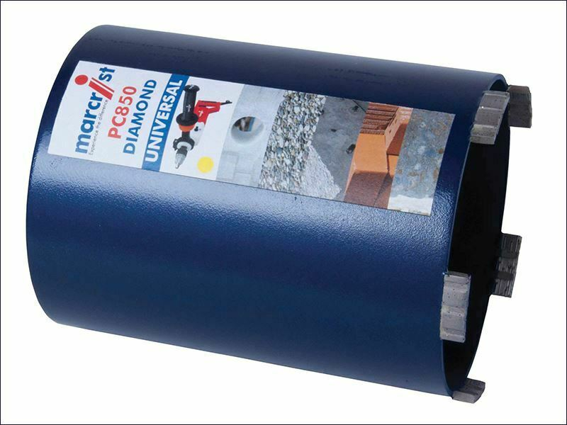 Marcrist - PC850 Diamantpercussionkern 52 x 165 mm